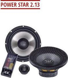 Mac Audio 13cm 80W 2 utas komponens szett Power Star 2.13