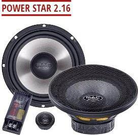 Mac Audio 16,5cm 100W 2 utas komponens szett Power Star 2.16
